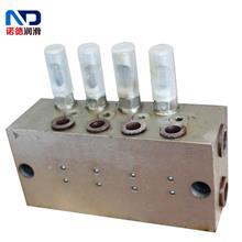 厂家直供SDPQ-L系列双线分配器油脂分配器分配阀分配块分油器