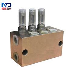 厂家直供KW双线分配器油脂分油器