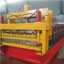 现货批发 彩钢压瓦机 彩钢机械设备 彩钢瓦机器 优良选材