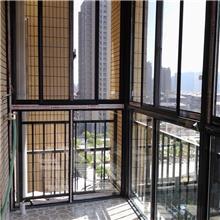 厂家直销 隔热断桥铝门窗 70隔热断桥铝门窗安装