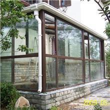 70断桥铝门窗量尺定做 各种系列阳光房安装 各种型号断桥铝施工 欢迎洽谈 小光门窗