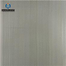 不锈钢304微孔板|孔径0.5mm中心距1.09 麦克风网罩制作