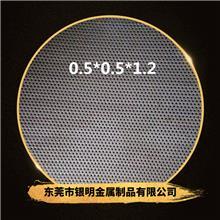 不锈钢微小孔 0.6孔径 1.8中心距 另有其他规格微孔板在线销售