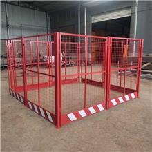 塔吊围栏网 一级皮带秤防护棚尺寸 配电箱防护棚组装图 咨询尚兆