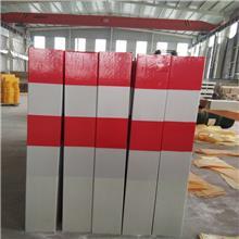 玻璃钢标志桩 石油天然气标识桩 警示牌