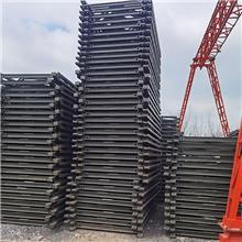 贝雷梁 钢铁桁架 海上施工建筑贝雷架 现货销售