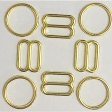 厂家直销0、8、9字金属调节扣 内衣辅料配件 服装辅料五金配件