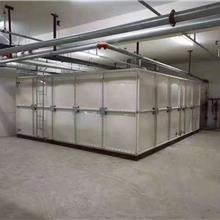 可定制玻璃钢水箱  防腐玻璃钢水箱  耐腐蚀玻璃钢水箱