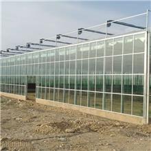 玻璃智能温室 智能温室建设 广东全玻璃温室 翰润温室