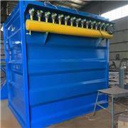 厂家 工业车间除尘设备 脉冲式布袋单机除尘器 定制布袋除尘器