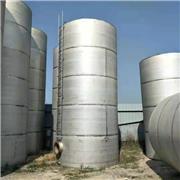 常年供应 立式密封储罐 二手大型储罐 二手不锈钢储罐