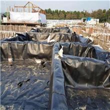 农药厂废水池防渗膜 多功能防渗土工膜 加工定制 垃圾覆盖雨水分流土工膜 质量可靠