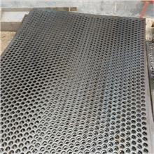 圆形钢板冲孔网 厂家直销钢板冲孔网 其他各种规格型号均可定制
