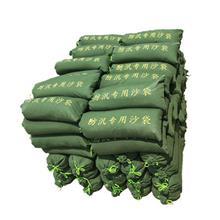 生产销售 物业挡水沙包 帆布抽绳防汛袋 物业堵水沙包 欢迎咨询