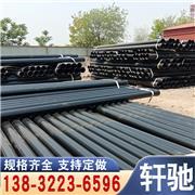 热浸塑钢管 热浸塑电力电缆护套管 黑色电力排管 厂家生产 定制
