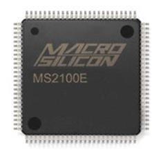 MS2100E视频和音频处理芯片 AVS-Mdeo转USB 价格优惠