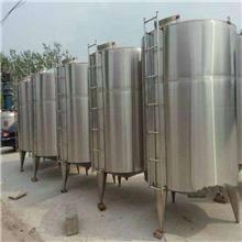 供应二手玻璃钢罐 立式不锈钢储罐 二手葡萄酒发酵罐 二手酒罐 厂家购销