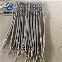 预绞式电力金具 导线备份线夹 耐张补强分流条内蒙古厂家直供