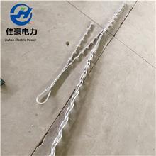 opgw光缆备份线夹 光缆预绞丝分流条接续条修补条电力金具厂家