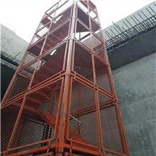 如祥供应 组装式安全梯笼 隧道施工安全梯笼 防护网梯笼