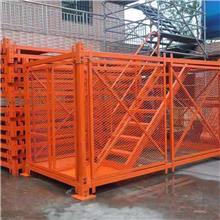 衡水如祥 施工重型梯笼 建筑安全梯笼 梯笼 深基坑安全梯笼