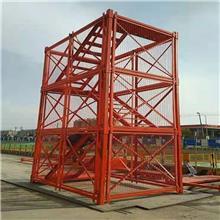如祥销售安全梯笼 框架式桥梁施工安全梯笼 重型梯笼