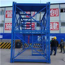 衡水如祥 销售框架式梯笼 地铁施工安全梯笼 建筑施工基坑安全梯笼