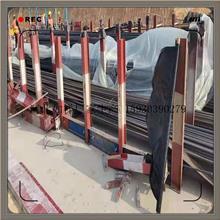 如祥厂家直供 交通钢筋堆放架 钢筋堆场 工地钢筋原材堆放架