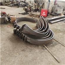 定做生产 管道支座 蒸汽管道蛭石隔热管托 导向滑动管托 绝热性好