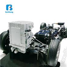 新能源汽车实训设备 汽车一体化实训设备 北汽纯电动汽车全车电器模组拆讲理实一体化实操平台