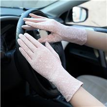 现货供应 防晒手套批发 户外运动手套 短款冰丝手套