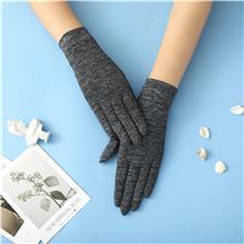 来图来样加工 防紫外线触屏手套 户外运动手套 冰丝手套