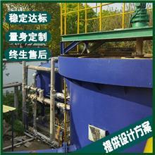 台州印染纺织废水处理设备 绍兴印染污水处理设备 降低苯胺锑PVA调节PH 出水稳定达标