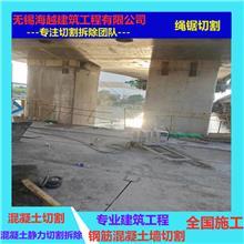 泰安高速防撞墙切割 房屋建筑切割拆除 电议 海越建筑工程