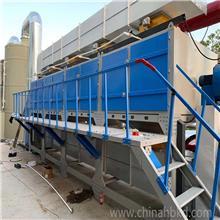 催化燃烧设备 有机废气净化装置 废气除臭设备净化效率高寿命长