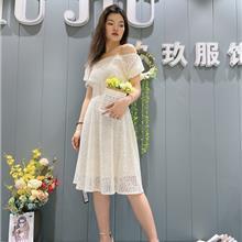 国内一线大码精品 棉麻女装 杭州品 牌女装折扣批发