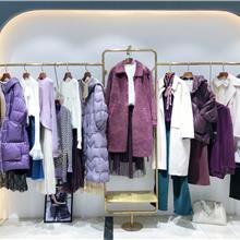 冬季女装尾货批发 冬季羽绒服 大毛领时尚冬装  时尚大码女装羽绒服