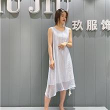 北京女装 大码女装 中老年人女装 找中老年服装批发认准久玖 广州服装一手货源厂家直销