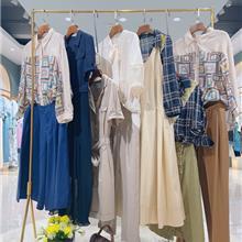桂林休闲女装批发 中年女装库存走份 折扣女装一手货源