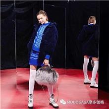 2021新款女装韩版羽绒服  中长款羽绒服新款女装  十三行女装货源走份