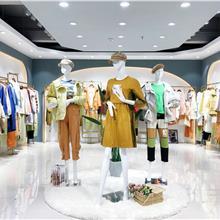 时尚韩版女装棉服  广州大码棉服女装批发货源  女装折扣中长款棉衣