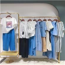 深圳一线女装尾货 潮流时尚女装厂家直销 休闲套装大码女装