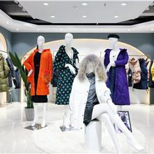冬季新款女装宽松大码羽绒服  中老年女装羽绒服外套  大码女装厂家批发