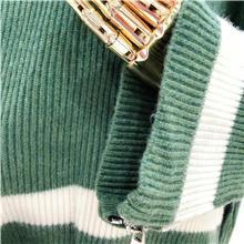 冬季货源女式大码毛衣  时尚毛衣中长款宽松套头针织衫  冬季新款女装韩版