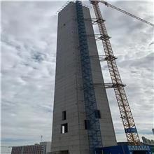 建筑安全防护梯笼 拆装式安全梯笼 墩柱平台 桥梁施工安全梯笼 霁航建筑供应