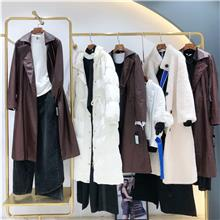 羽绒服女款中长款加厚  大码女装羽绒服   中老年冬季女装