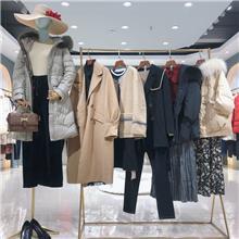 韩版时尚女装羽绒服  大码女装冬季外套羽绒服 十三行女装批发市场