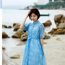 迪凯时尚潮流女装 轻奢连衣裙 大码连衣裙批发货源认准久玖服饰