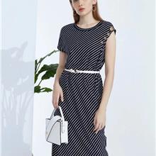 中老年真丝连衣裙认准中老年真丝连衣裙 中老年女装2021夏季新款连衣裙