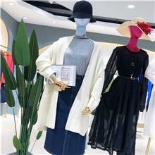 2021年秋季新款连衣裙 女装服装厂家批发货源  中老年秋季连衣裙